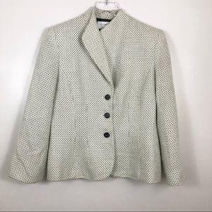 Liz Claiborne Suits Size 12P Lined Jacket